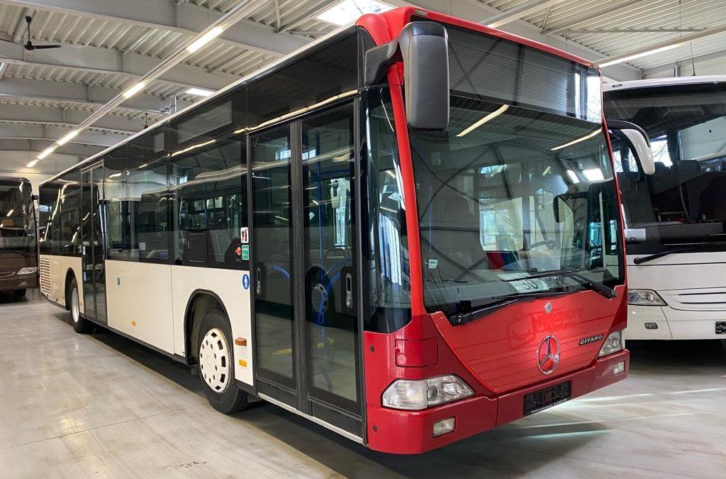 MB O 530 Citaro – Klima –