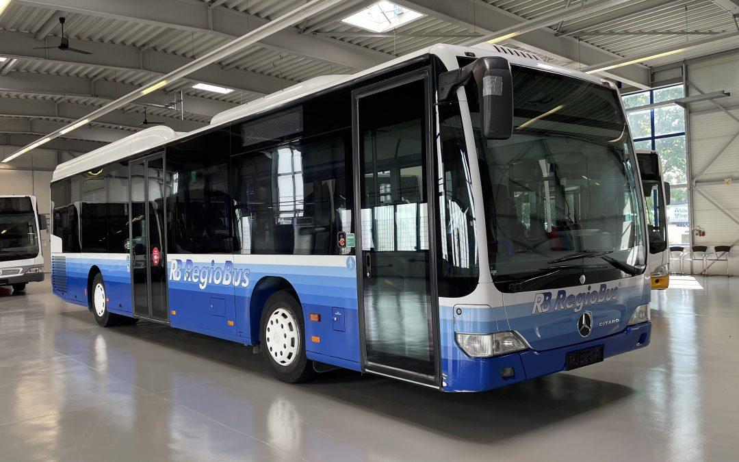 MB O 530 LE Citaro – Klima – Euro 5