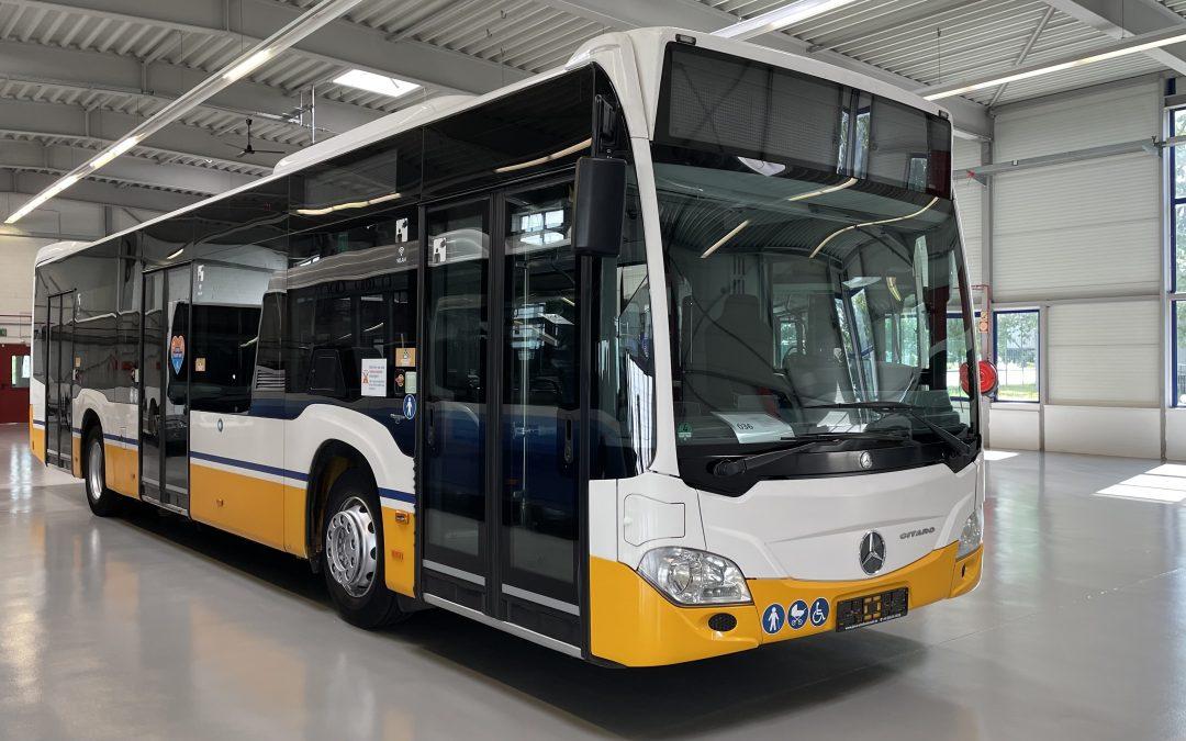 MB O 530 C2 Citaro – Euro 6 -Klima – 2 Stück verfügbar-